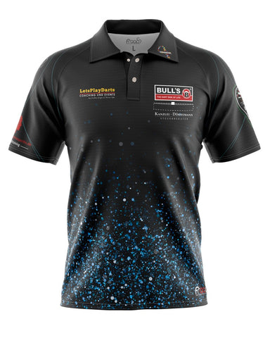 "Sarah ""Sapphire""Milkowski Players Darts Shirt by Froops"