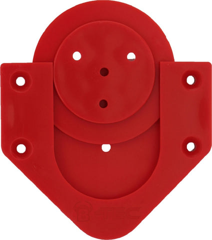 BULL'S Profix Bristle Board Wall Bracket Dartboard Bracket Attachment Dartboard