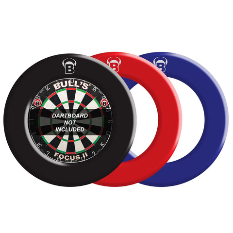 BULL'S Pro Dart Board Surround Catchring wall protection