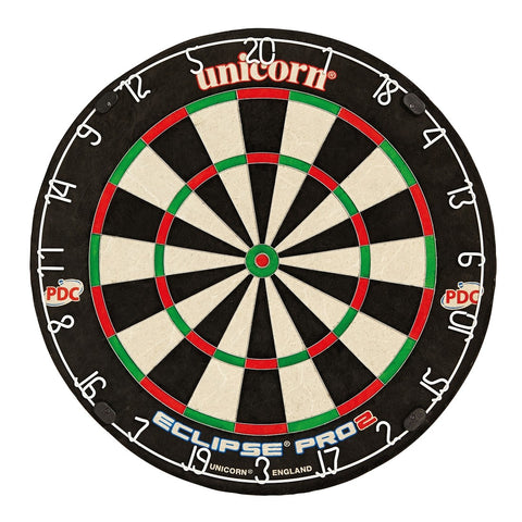 Unicorn Eclipse Pro2 Bristle Darts Board Dartboard Tarcza do darta
