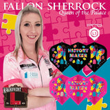 "L -Style - Signature Flights - Fallon Sherrock ""Queen of the Palace"" - PRO - L1 Standard Shape"