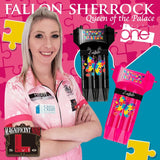 L-Style Krystal One Queen of the Palace Case für L-Flights Darts Signature Fallon Sherrock