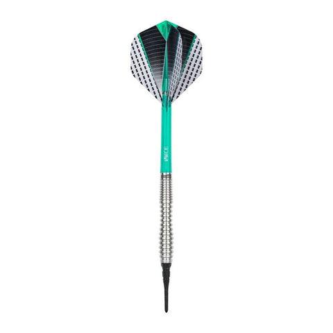 One80 Softdart Strike 06 Tropfen Barrels aus 80% Tungsten Wolfram Softtip
