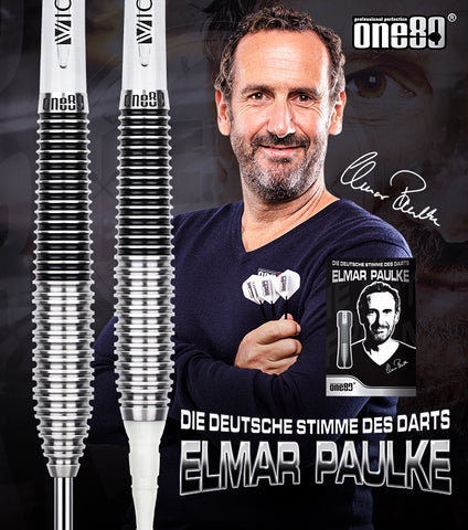 "One80 Steeldarts ""Elmario 501"" Elmar Paulke Player Signature Darts 23g Steeltip"
