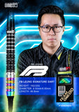"One80 ""FB / Fatbeauty"" Kai Fan Leung Softdart Signature Player Darts Softtip"