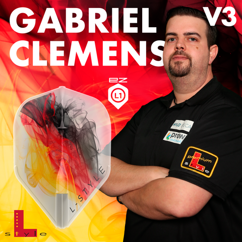 L-Style Champagne EZ Easy to use Jelle Klaasen Gabriel Clemens Flight with Caps Standard L1 Flights