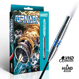 One80 Steeldart Jetstream - Tornado - Barrels 90% Tungsten Wolfram Steeltip