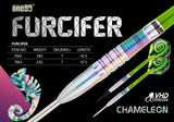 One80 Softdart Chameleon - Furcifer - Barrels aus 90% Tungsten Wolfram Softtip