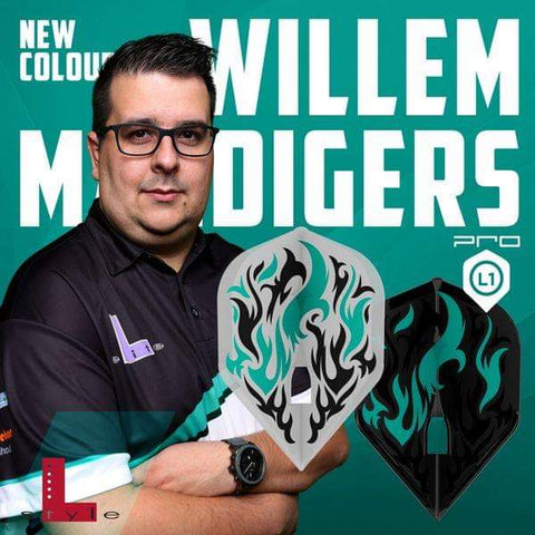 L -Style - Signature Flights - William Mandigers - PRO - L1 Standard Shape