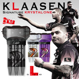 L-Style Krystal One The Cobra Case für L-Flights Darts Signature Jelle Klaasen