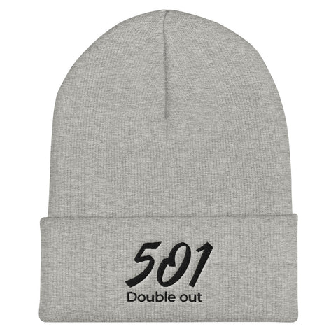 Folded beanie cap 501 DO