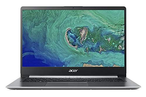 Acer 14in Swift 1 Laptop Intel Pentium Silver N5000-1.1GHz 4GB Ram 64GB Flash Windows 10 S