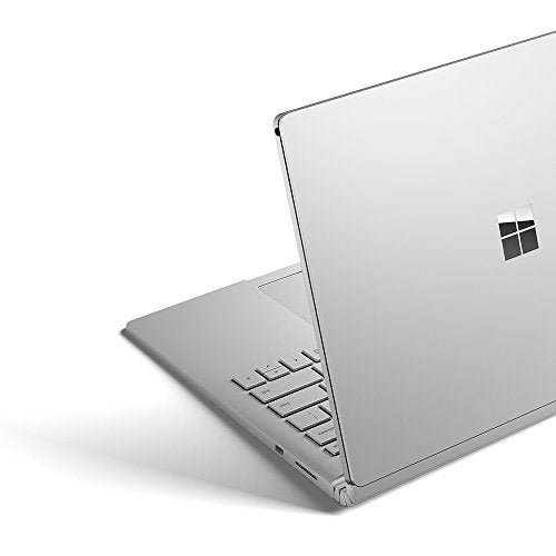 "Microsoft Surface Book CR7-00001 Laptop (Windows 10 Pro, Intel Core i7, 13.5"" LCD Screen, Storage: 512 GB, RAM: 16 GB) Silver"