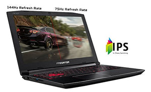 Acer Nitro 5 AN515 Laptop: Core i5-8300H, 15.6inch Full HD IPS Display, 8GB RAM, 256GB SSD, NVidia GTX 1050 Ti 4GB Graphics