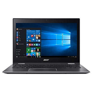 "Acer Spin 5 13.3"" WLED-Backlit FHD IPS Touch 2-in-1 Laptop, Intel Core i7-8550U, 8GB DDR4, 256GB SSD, Webcam, Bluetooth, USB 3.1, HDMI, Backlit Keyboard, Fingerprint Reader, Active Stylus, Windows 10"