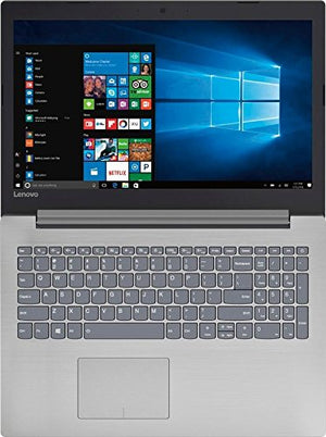 "Lenovo Ideapad 15.6"" HD High Performance Laptop, AMD A12-9720P Quad core processor 2.7GHz, 8GB DDR4, 1TB HDD, DVD, Webcam, WiFi,Bluetooth, Windows 10, Platinum gray"