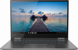 "New 2018 Lenovo Yoga 730 2-in-1 15.6"" FHD IPS Touch-Screen Laptop, Intel i5-8250U, 8GB DDR4 RAM, 256GB PCIe SSD, Thunderbolt, Fingerprint Reader, Backlit Keyboard, Built for Windows Ink, Win10"
