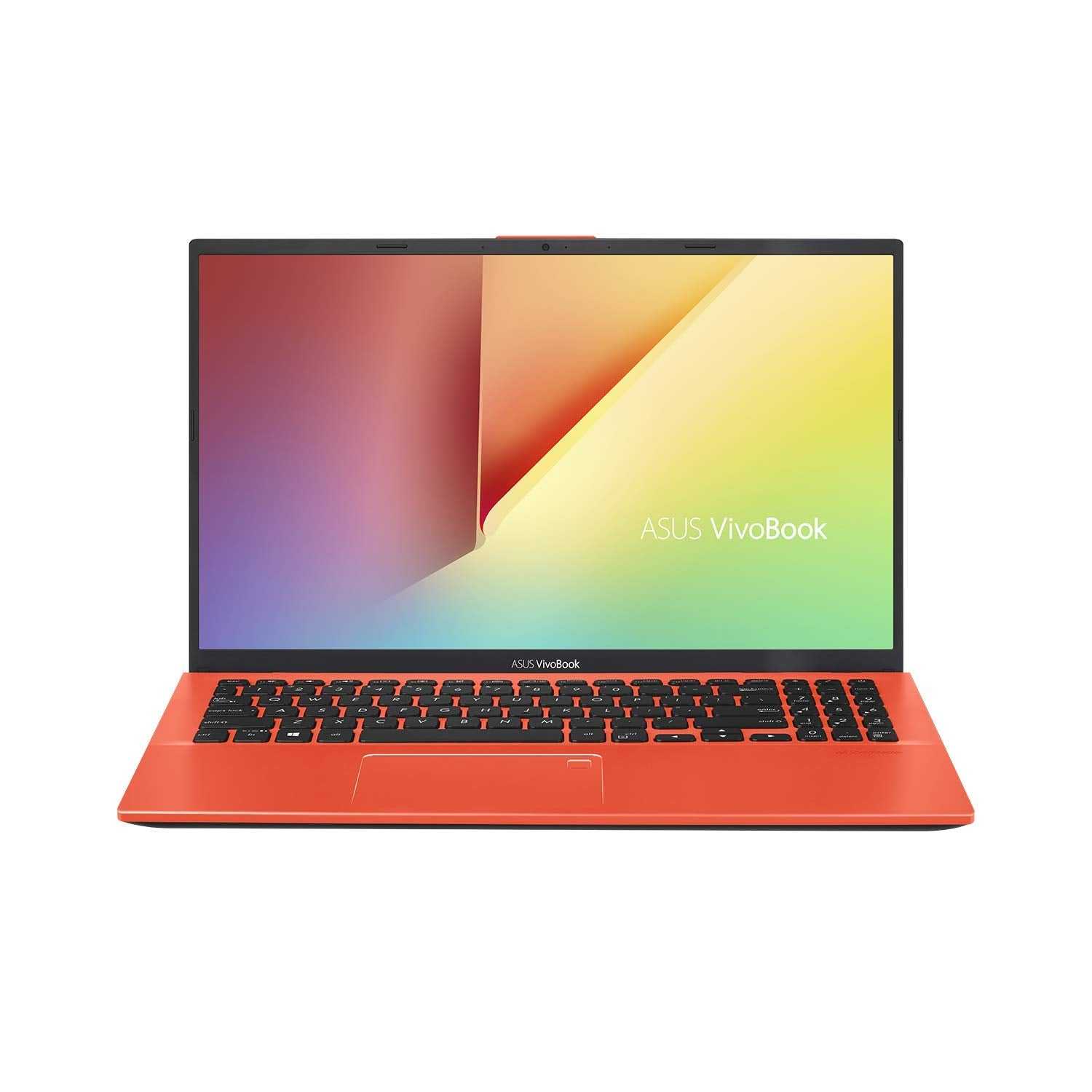 "Asus Vivobook 15 Thin and Light Laptop, 15.6"" Full HD, AMD Quad Core R5-3500U CPU, 8GB DDR4 RAM, 128GB SSD + 1TB HDD, AMD Radeon Vega 8 Graphics, Windows 10 Home, F512DA-EB55-SL, Transparent Silver"