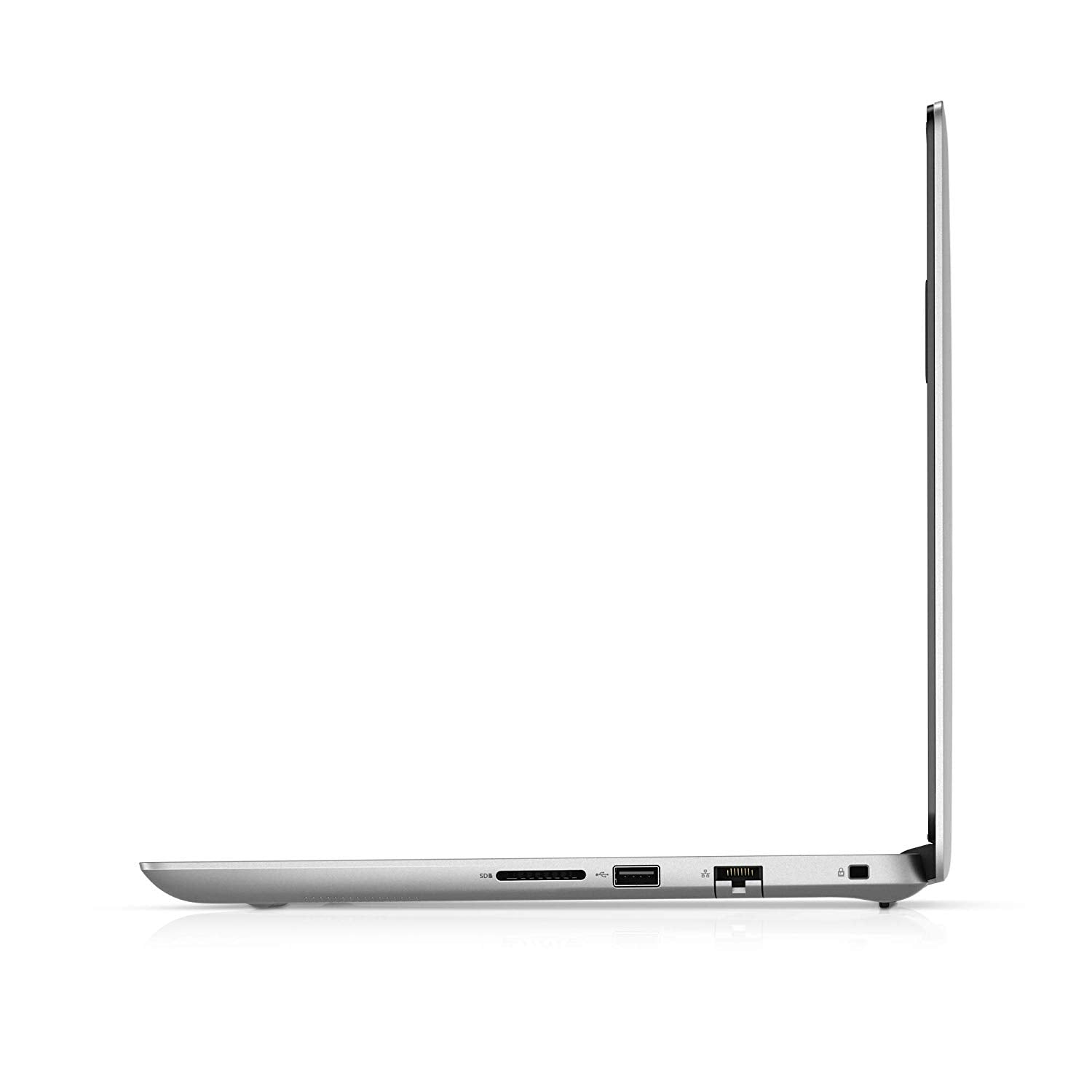 "Dell Inspiron 14 5485 i5485-A186SLV-PUS Laptop (Windows 10 Home, AMD Ryzen(Tm) 3 3200U, 14"" LED Screen, Storage: 128 GB, RAM: 4 GB) Silver"