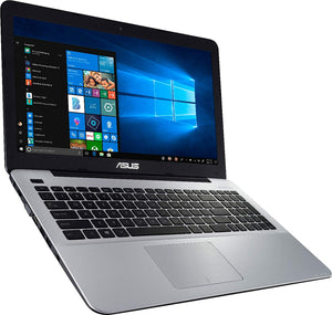 "ASUS 15.6"" High Performance Laptop Computer, AMD Quad-Core A12-9720P Processor up to 3.6GHz, 8GB DDR4 RAM, 128GB SSD, AMD Radeon R7 Graphics, WiFi, Bluetooth, USB 3.0, HDMI, Windows 10 Home"
