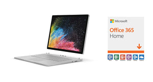 "Microsoft Surface Book 2 13.5""(Intel Core i5, 8GB RAM, 256 GB)"