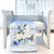 7 Pc Cot Bedding Set - Arctic