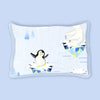 Organic Rai Pillow - Arctic