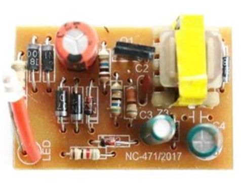 This is 5V 1 Amp Power Supply used  for mobile phone charger's, microcontroller power supply.