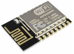 ESP-12F ESP8266 Wifi Module AP & Station Remote Serial Wireless IoT Board is an integrated chip designed for the needs of a new connected world.