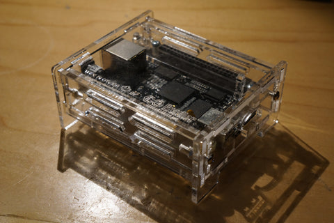 BeagleBone Black Clear Acrylic Case