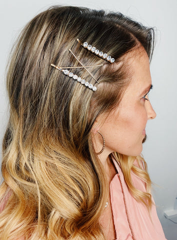 Work from Home Hair Accessories