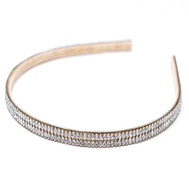 Prosecco Collection Crystal Headband