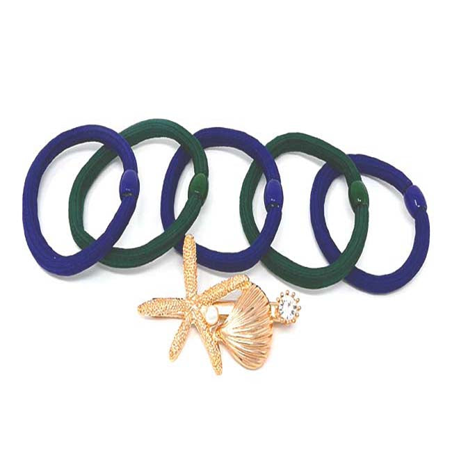 Bermuda Collection Hair Tie Set