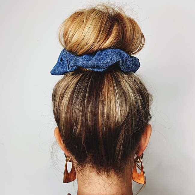 Nantucket Collection Scrunchie Set