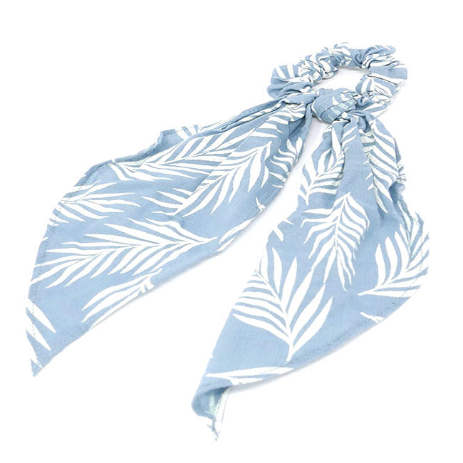 Palm Print Hair Scarf