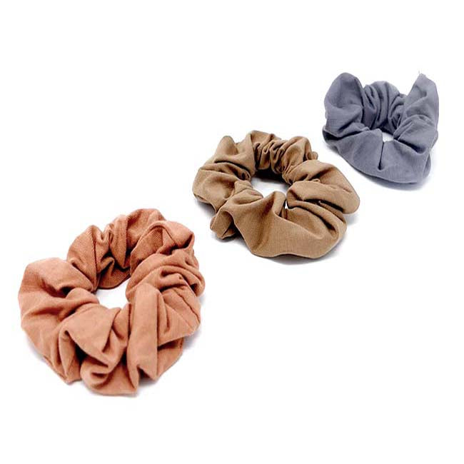 Leisure Collection Scrunchie Set