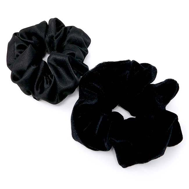 Martini Collection Scrunchie Set