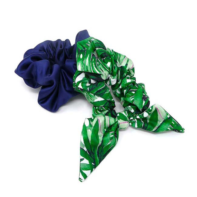 Bermuda Collection Scrunchie Set