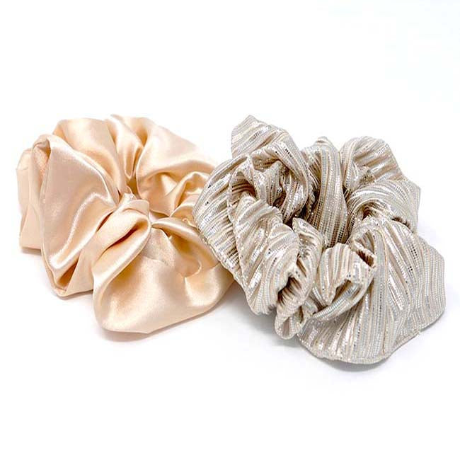 Prosecco Collection Scrunchie Set