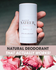 Natural Deodorant - That actually works!