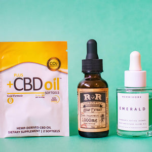 Our Favorite CBD Products