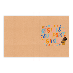 Girls Support Girls Journal