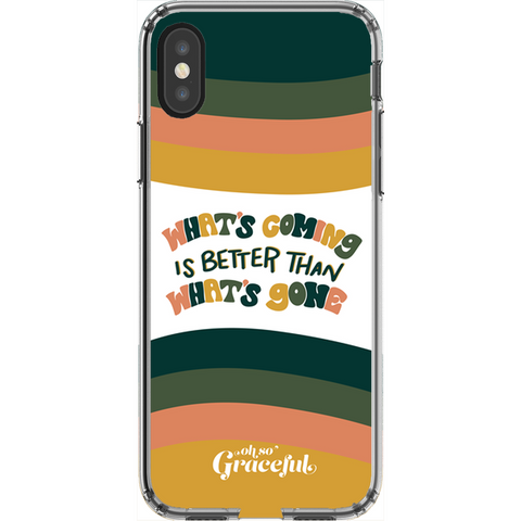 What's Coming Phone Case