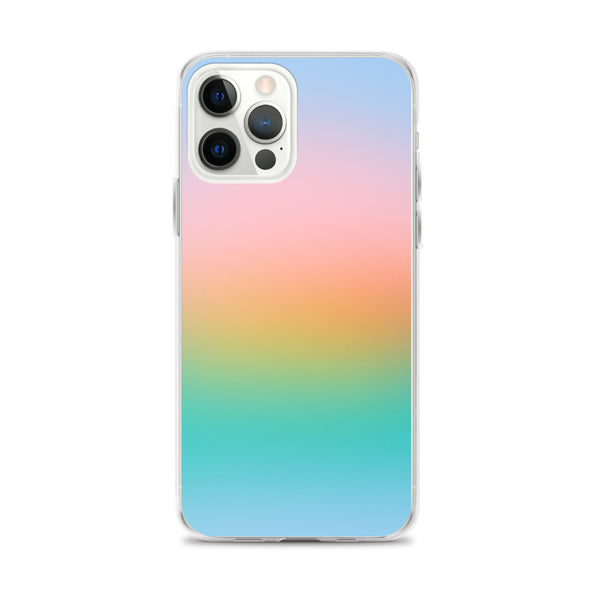 Pastel Rainbow Gradient Phone Case