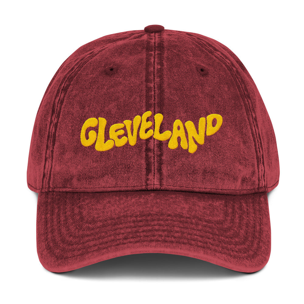 'Cleveland Cavaliers' Vintage Dad Hat