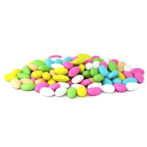 Multi Colored Jordan Almonds - Bulk Bag