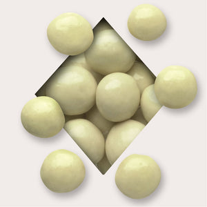 Large - White Chocolate Covered Cherries - Dairy