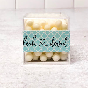 Wedding or Engagement Party Favors