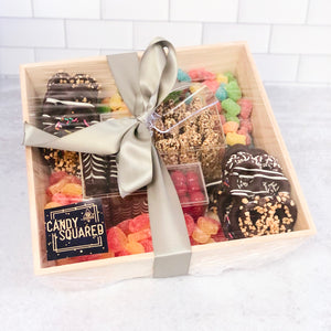 Kosher for Passover Custom Candy Trays