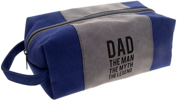 Dad Canvas Pouch